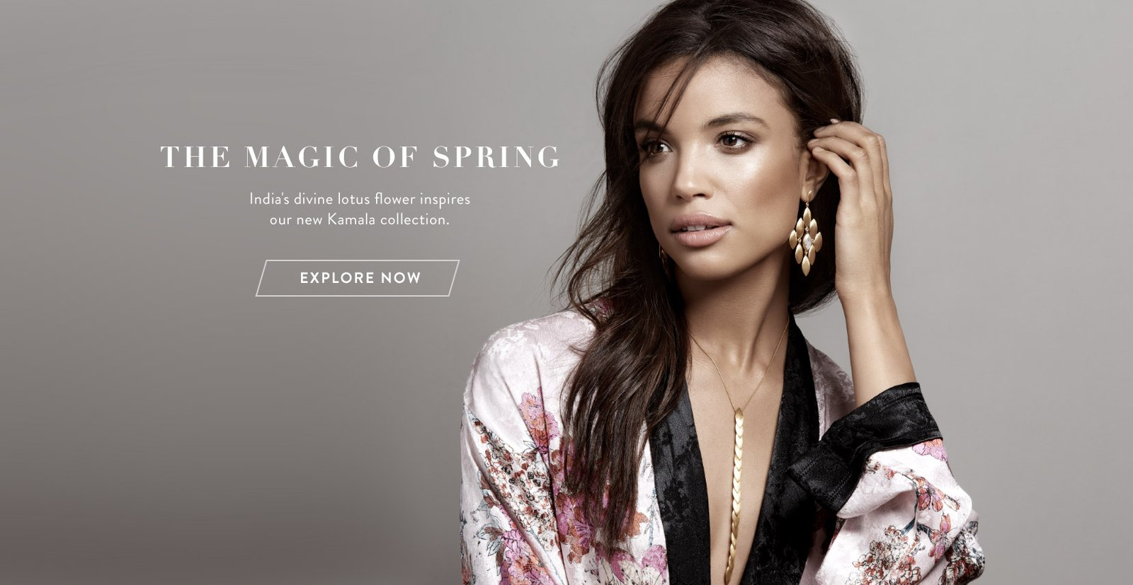 THE MAGIC OF SPRING - EXPLORE NOW ->