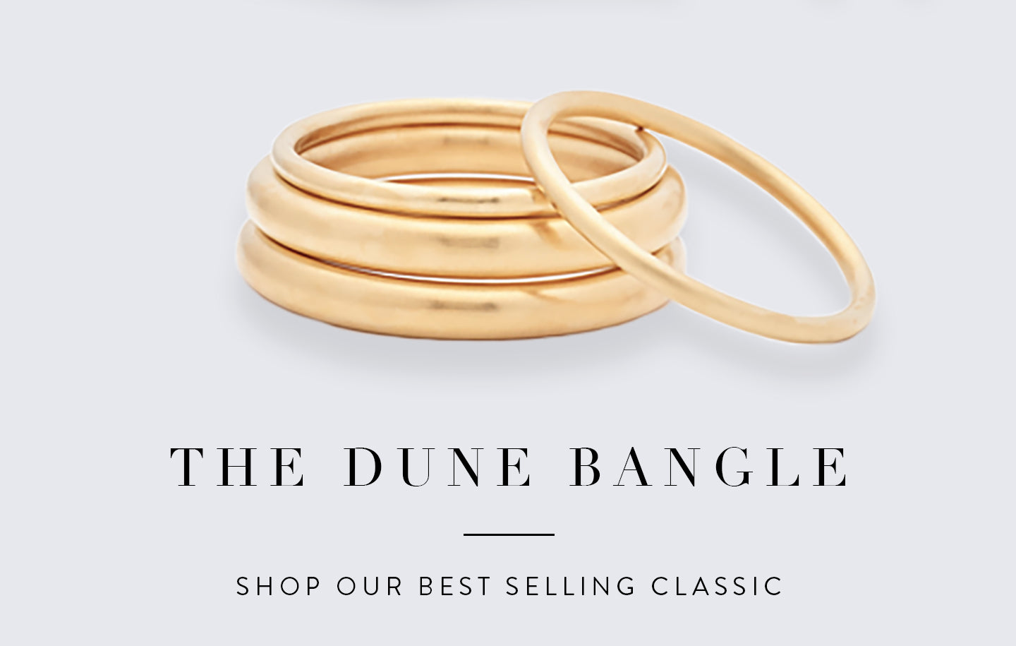 shop the dune bangle