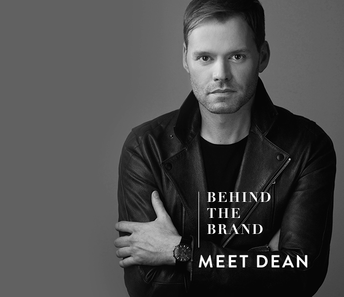 Behind the Brand - Meet Dean >