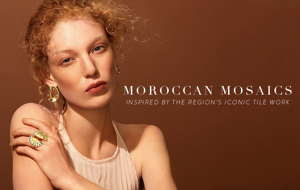Moroccan Mosaics - Shop the Collection