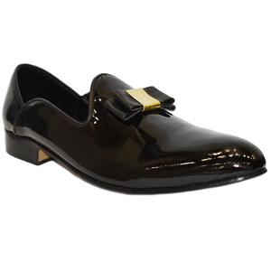 ELETE Patent Leather Handmade Loafers