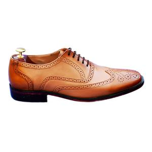 ELETE Handmade Oxford Brook Style Leather