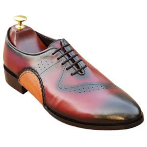 ELETE Hand Made Oxford Fold Soles