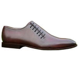 ELETE Handmade Classic Style Brown Oxfords Shoes