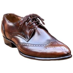 ELETE Hand Made Oxford Style Brook Shoes