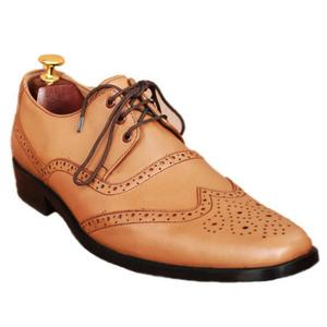 ELETE Handmade Oxford Style Men Leather