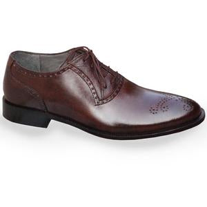 ELETE Handmade Classic Style Oxford Shoes
