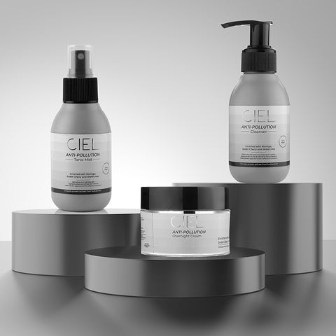 Anti Pollution Skin Care Products
