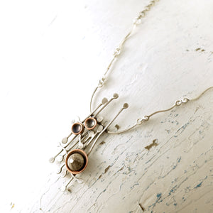 AOK - Whimsical Trellis Necklace