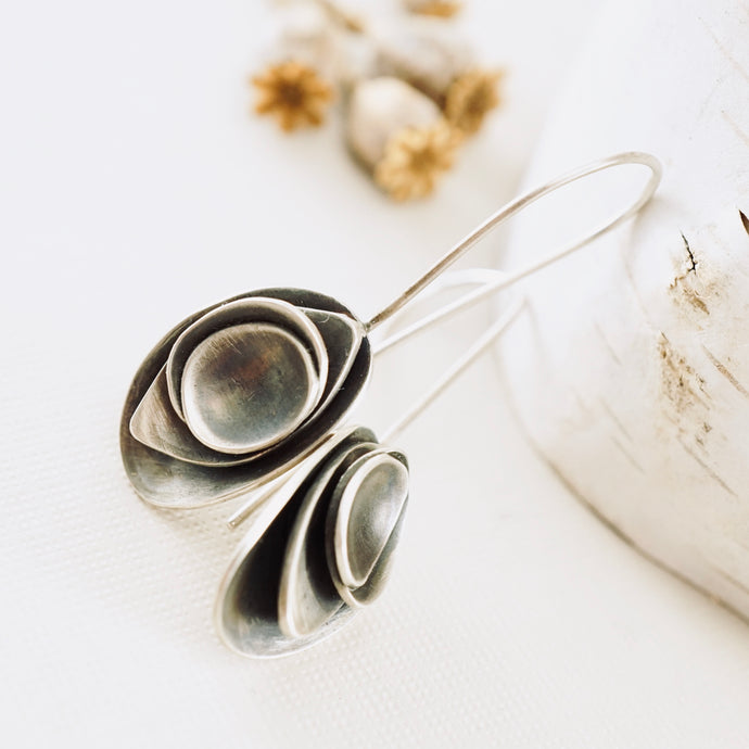 Nesting Bowls - Earrings 04