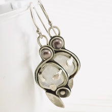 Load image into Gallery viewer, AOK - Over the Moon - Earrings