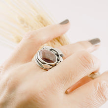 Load image into Gallery viewer, ABJ - Ruby Gardens Ring (Adjustable Size: 7 - 7.5)