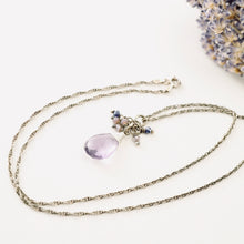 Load image into Gallery viewer, TN Amethyst Reflections Necklace