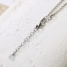 Load image into Gallery viewer, TN Aqua Bar Necklace (SS)