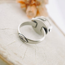 Load image into Gallery viewer, AOK - La Luna Statement Ring (Size: 8-1/4)