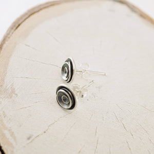 AOK - Double Poppy Stud Earrings