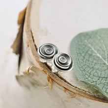 Load image into Gallery viewer, AOK - Double Poppy Stud Earrings