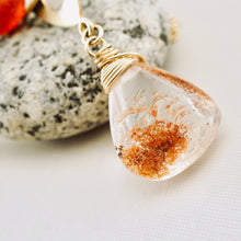 Load image into Gallery viewer, TN Phantom Quartz Necklace