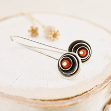 Load image into Gallery viewer, AOK - Carnelian Reflections Earrings 11