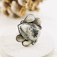 Load image into Gallery viewer, Big Joy - Dentritic Agate Ring 01