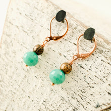 Load image into Gallery viewer, TN Green with Envy Earrings