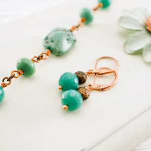 TN Green with Envy Earrings