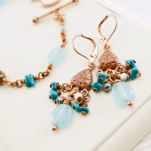 Load image into Gallery viewer, TN Mediterranean Retreat Earrings