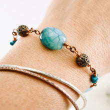 Load image into Gallery viewer, TN Mediterranean Retreat Bracelet