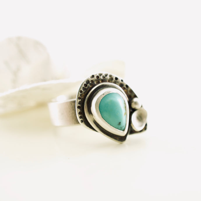 AOK - Turquoise My World - Ring 04
