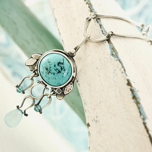 AOK - A Turquoise Kind of Day - Necklace
