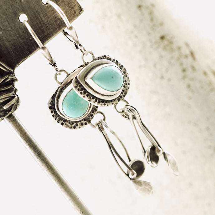 AOK - Turquoise My World - Earrings