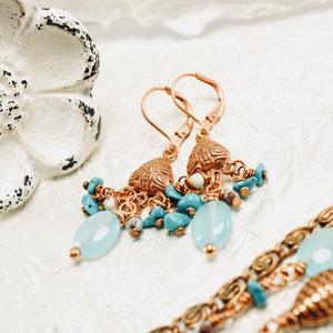 TN Mediterranean Retreat Earrings