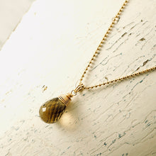 Load image into Gallery viewer, TN Honey Bear Drop Necklace