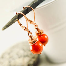 Load image into Gallery viewer, TN Coral Dreams Earrings (short)