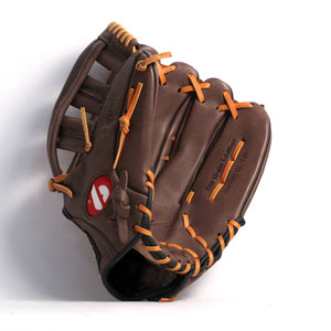 GL-130 gant de baseball, compétition, outfield 13, marron