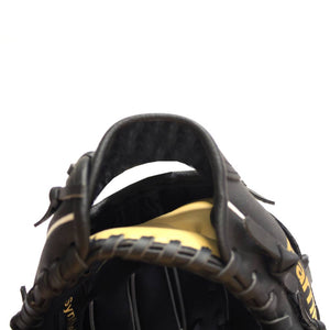 JL-95 GANT DE BASEBALL INITIATION PU INFIELD 9,5, NOIR