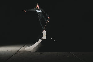 Skate rat grey sweater - Stoked Boardshop  - 6