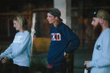 Skate rat grey sweater - Stoked Boardshop  - 3