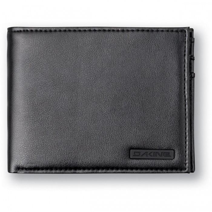 Archer Coin Wallet Black