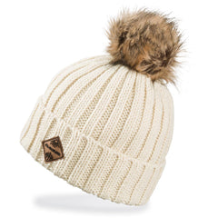 Logan Woman Beanie - Copper