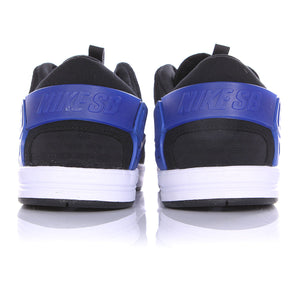 Eric Koston Huarache - Black/Black-Game Royal-White - Stoked Boardshop  - 2