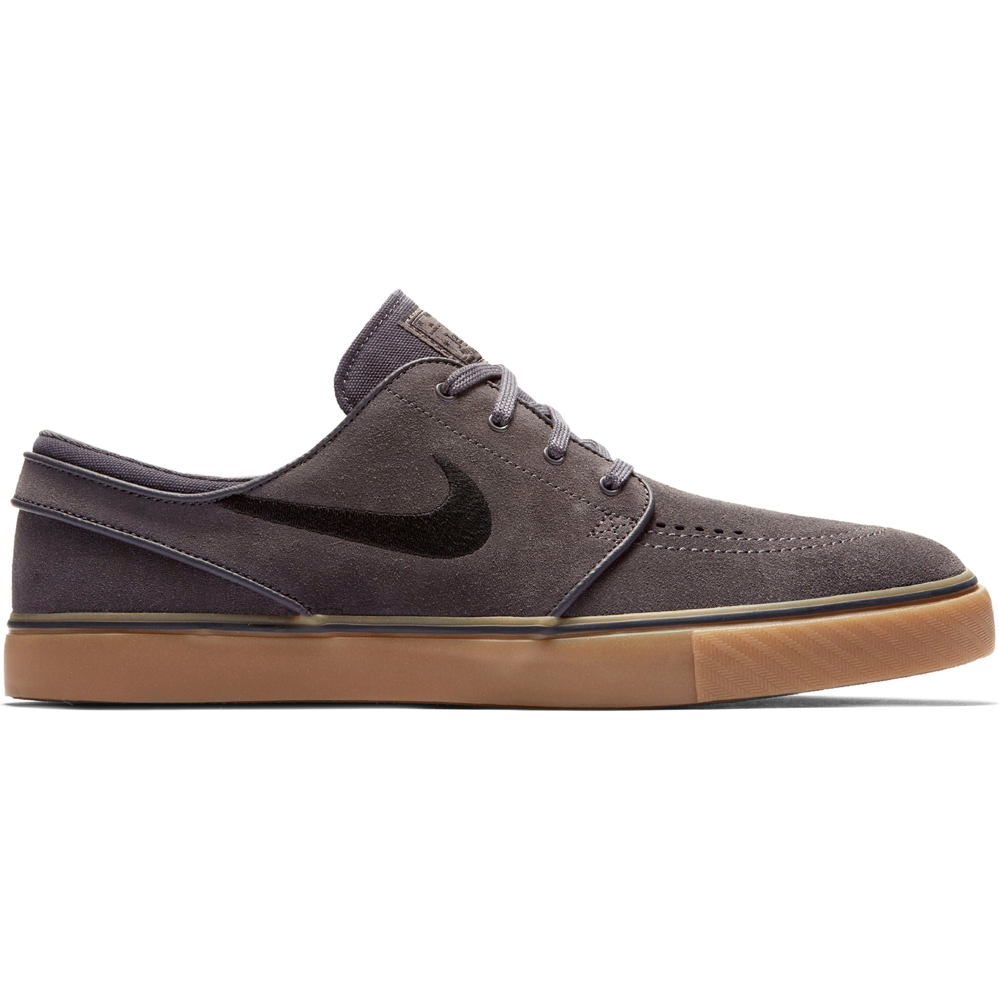 Youth Zoom Stefan Janoski (GS) Thunder Grey/ Black