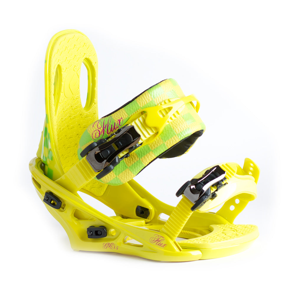GE15 Womens Yellow Green - Stoked Boardshop  - 3