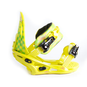 GE15 Womens Yellow Green - Stoked Boardshop  - 4