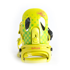 GE15 Womens Yellow Green - Stoked Boardshop  - 2