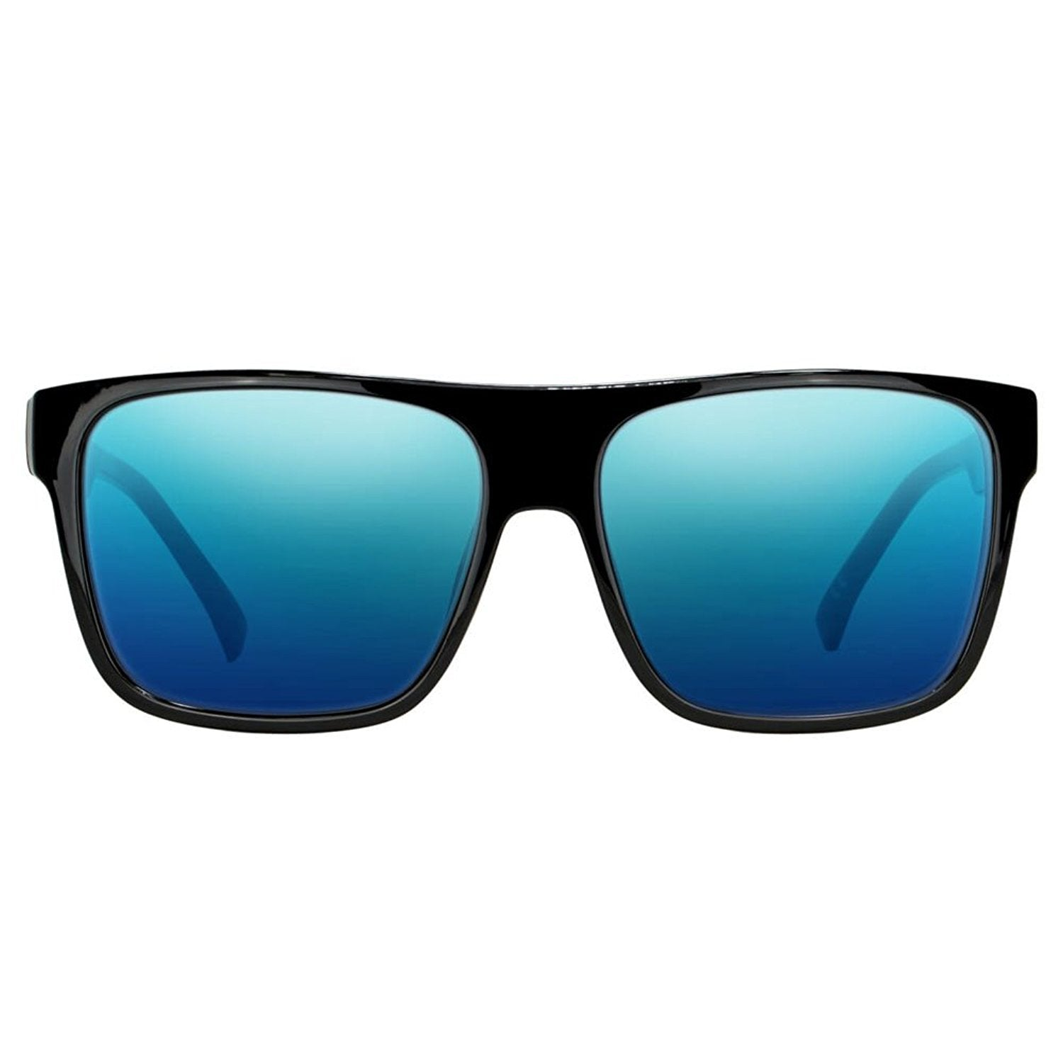 Cruze Polarized Black/Blue Mirror