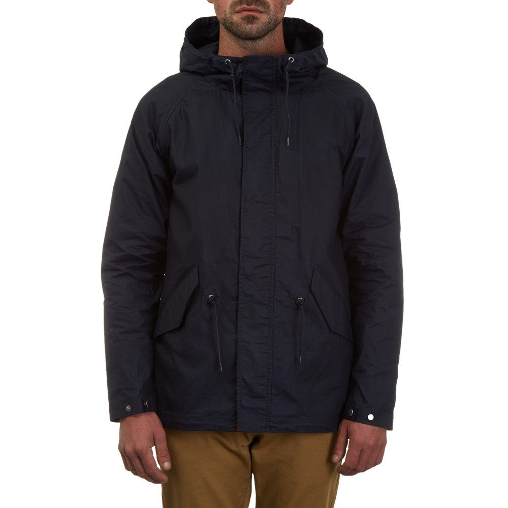 Lane Parka Navy