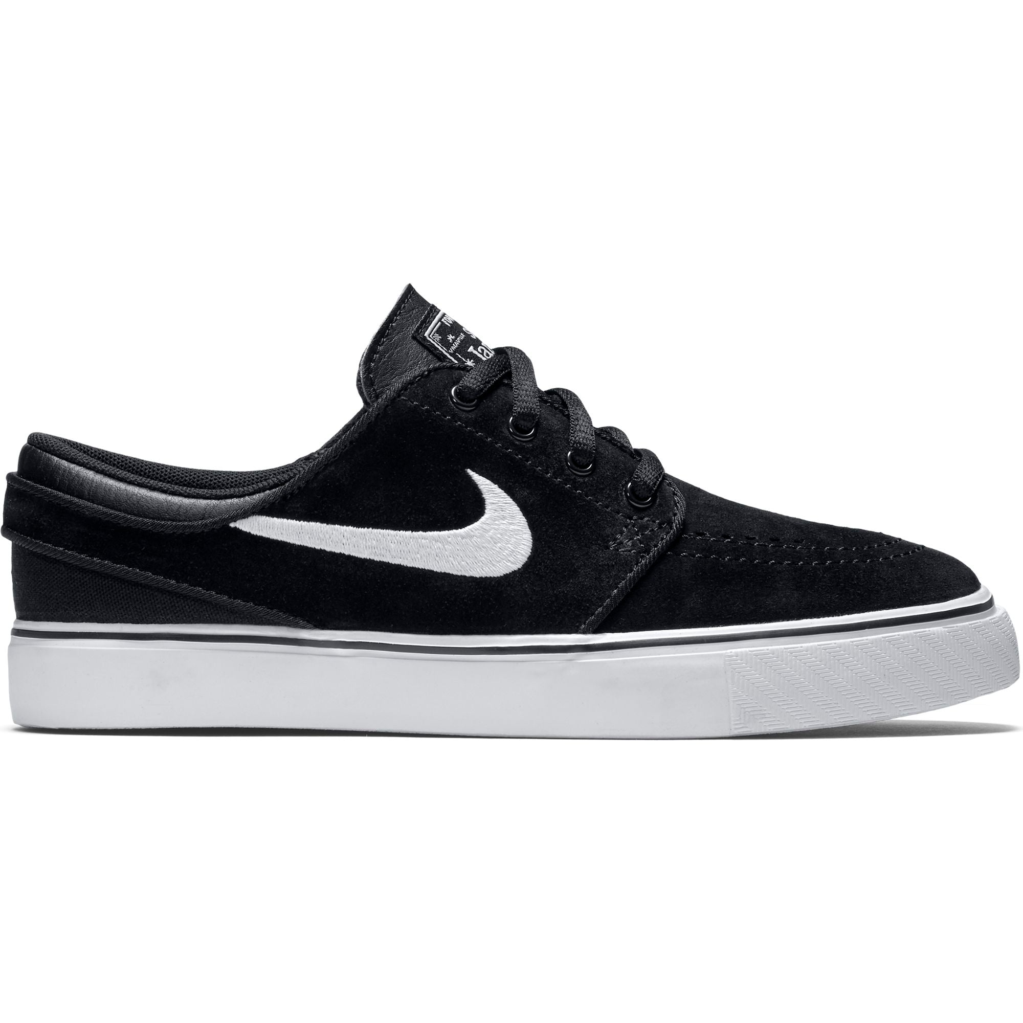 Youth Stefan Janoski (GS) Black/White gum