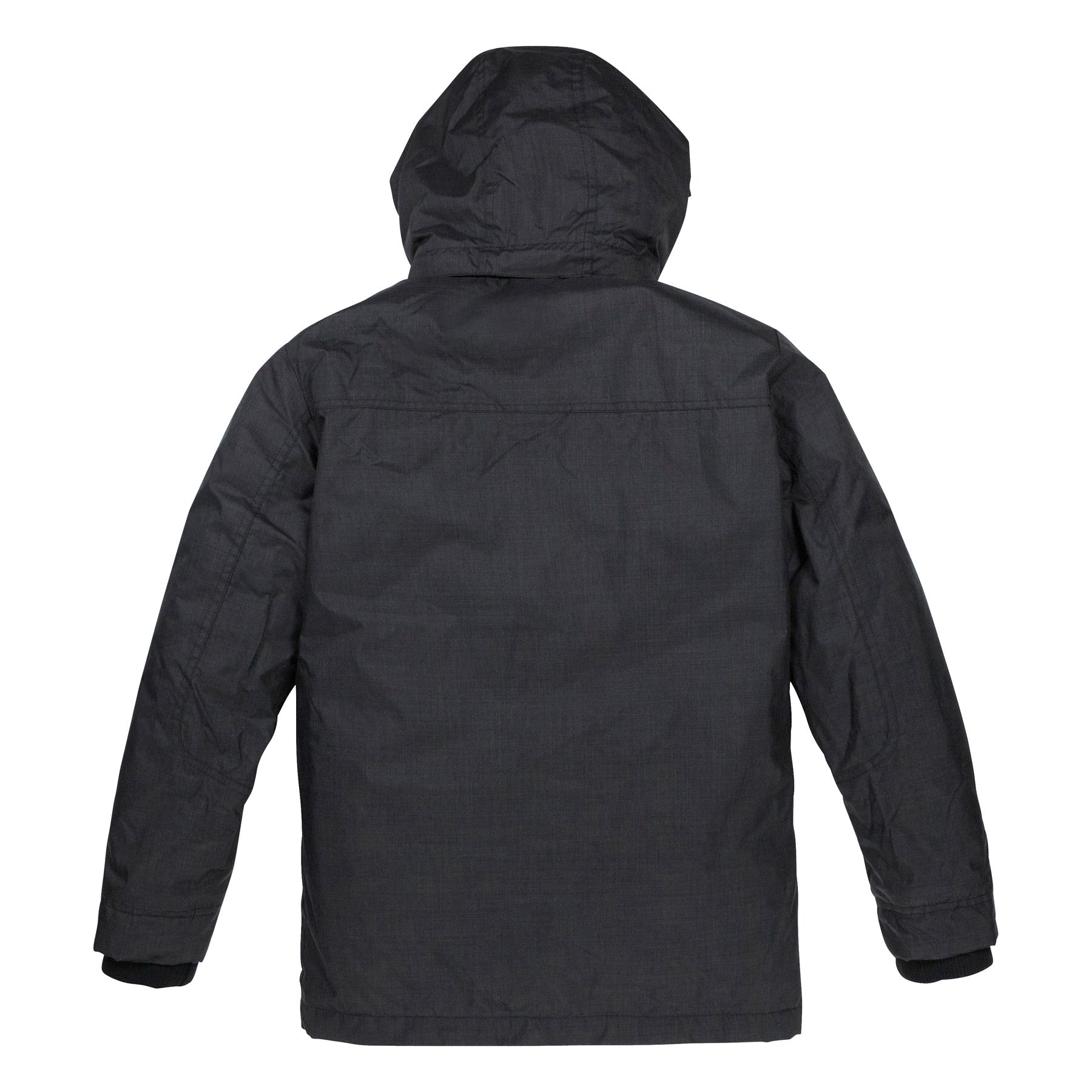 Kids Rockaway jacket Black Out - Stoked Boardshop  - 2