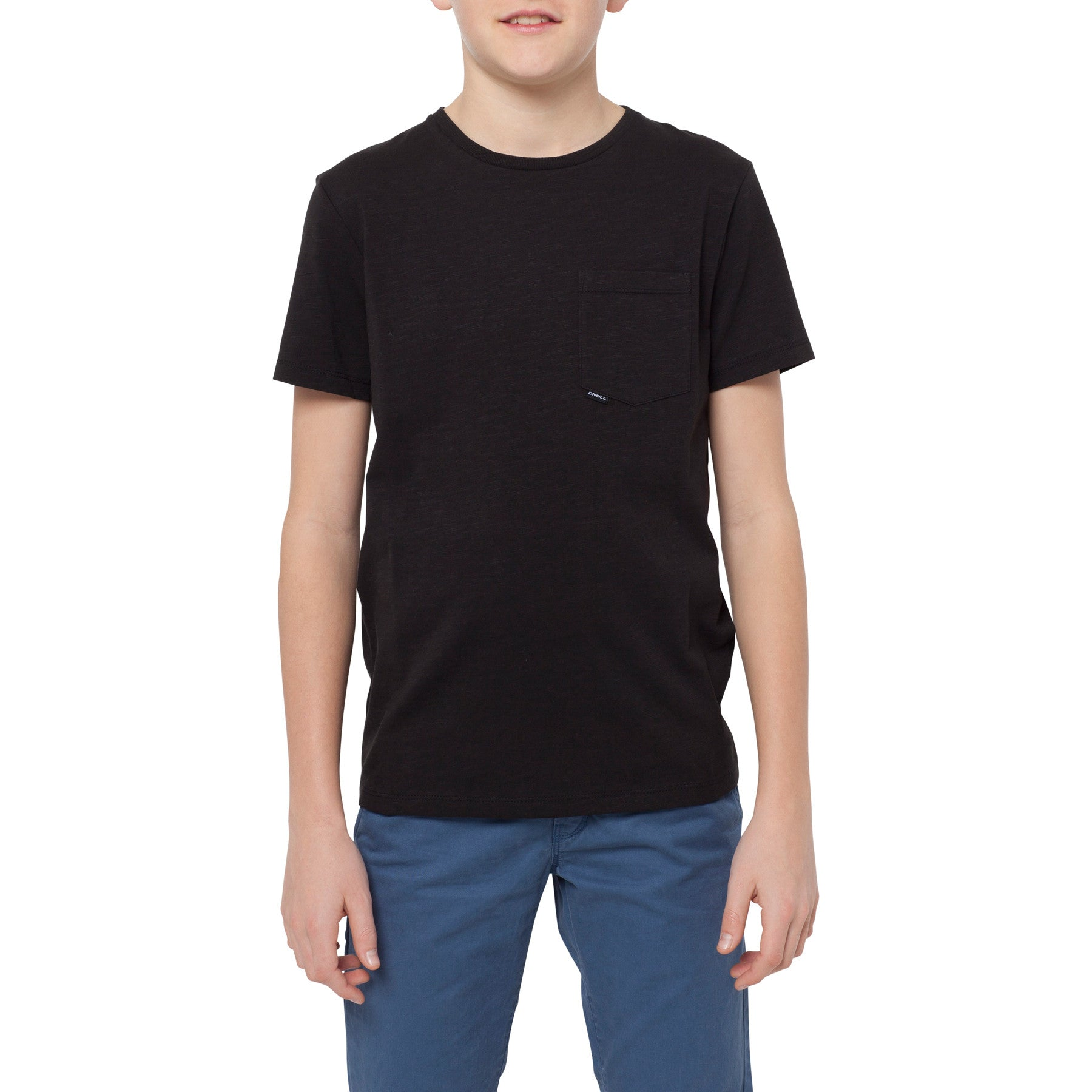 Kids Jack's Base shortsleeve black out tee - Stoked Boardshop  - 4
